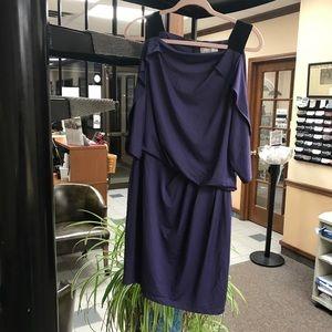 Jessica Simpson | Purple Dress